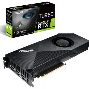 ASUS GeForce RTX 2080 Ti 11G Turbo Edition, grafička kartica
