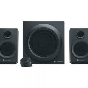 Logitech Z333 2.1 zvučnici, 40W, crni