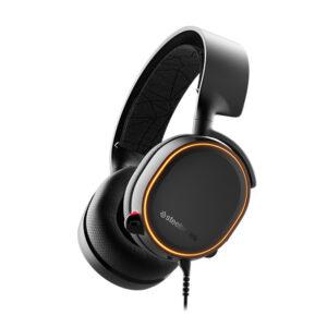 SteelSeries Arctis 5 Black (2019 Edition), 7.1, gaming slušalice