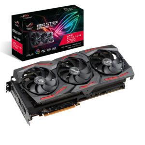 Asus ROG Strix Radeon RX 5700 OC edition