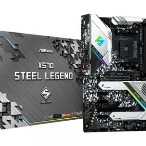 Asrock X570 Steel Legend, matična ploča