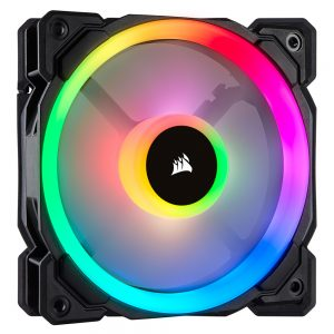 Corsair LL120 RGB 120mm Dual Light Loop RGB, ventilator