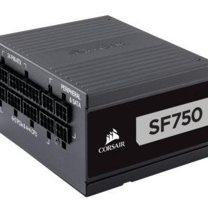 Corsair SF750 napajanje, 750W, 80+ Platinum