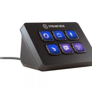 Elgato Stream Deck Mini, 6 LCD-Tipki