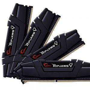 G.Skill RipJaws V Series 128GB (4x32GB) DDR4 memorija