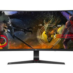 LG 34UC89G monitor