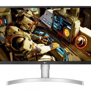 LG 27UL550-W monitor