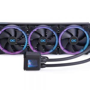 Alphacool Eisbaer Aurora 420 CPU – Digital RGB AiO hladnjak