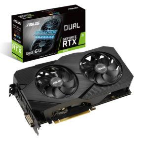 ASUS Dual GeForce RTX 2060 Advanced edition EVO