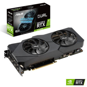 ASUS Dual GeForce RTX 2070 SUPER EVO
