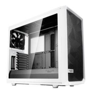 Fractal Design Meshify S2 White TG kućište, crno/bijelo