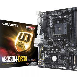 GIGABYTE GA-AB350M-DS3H, matična ploča