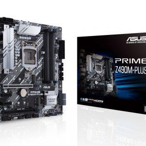 Asus PRIME Z490M-PLUS, matična ploča