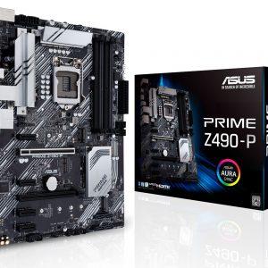 Asus PRIME Z490-P, matična ploča
