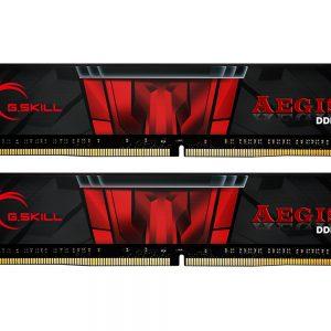 G.Skill Aegis 32GB (2x16GB) DDR4 memorija, 3200MHz, CL16
