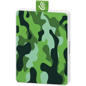 SEAGATE External One Touch Special Edition SSD, 500GB