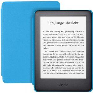 Amazon Kindle Kids Edition, 8 GB, WiFi, e-čitač, plavi