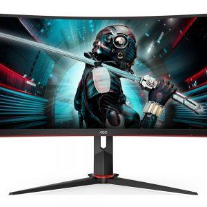 AOC CU34G2X monitor