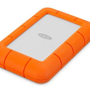 LaCie Rugged Mini HDD, 5TB, USB 3.0