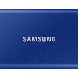 SAMSUNG Portable SSD T7, 1TB, USB-C, plavi