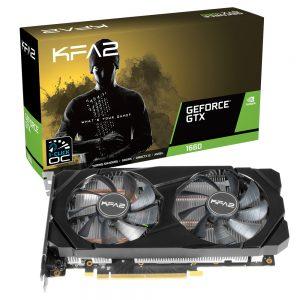 KFA2 GeForce GTX 1660 (1-Click OC), grafička kartica