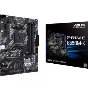 Asus PRIME B550M-K, matična ploča