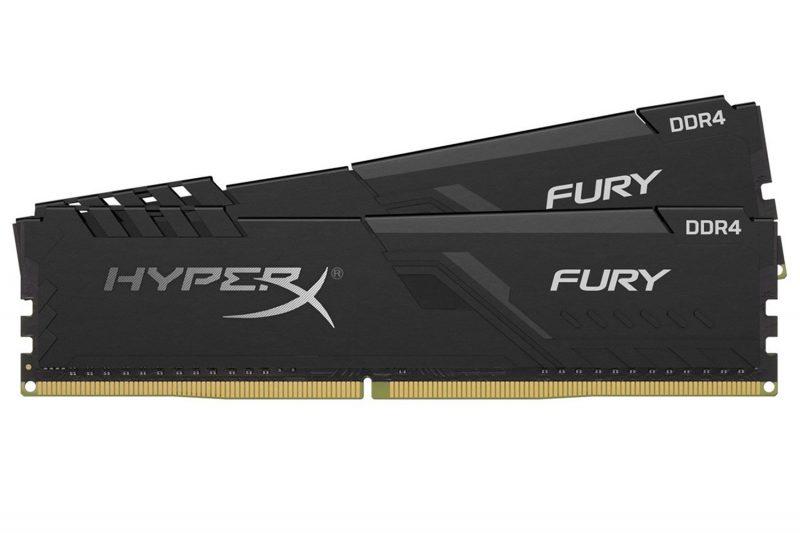 HyperX Fury 16GB (2x8GB) DDR4 memorija