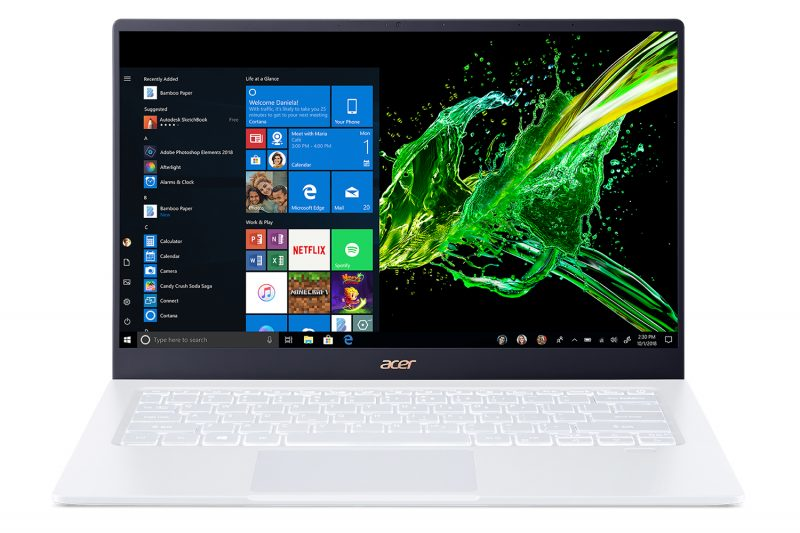 Acer Swift 5 SF514-54T-78P9 notebook, NX.HLHEX.002