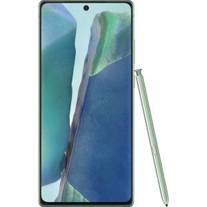 Samsung Galaxy Note 20, 256GB, mistično zelena