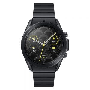 Samsung Galaxy Watch 3 45mm BT, titanium siva
