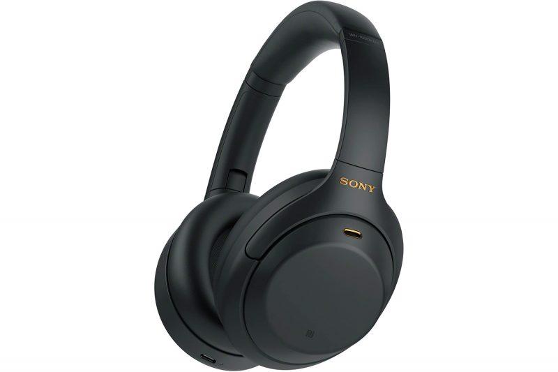 Sony WH-1000XM4 bežične slušalice, crne