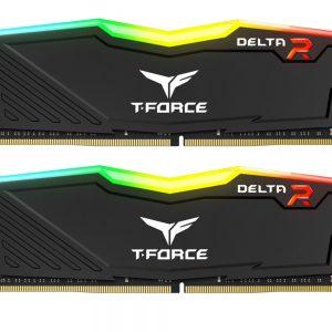 Teamgroup Delta RGB 64GB Kit (2x32GB) DDR4 memorija
