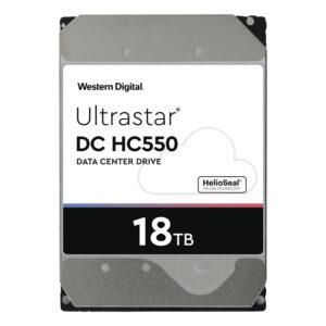 """Western Digital Ultrastar DC HC550, 18TB, 3.5"""""""