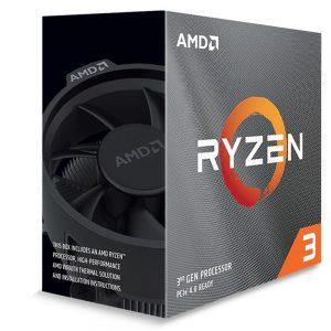 AMD Ryzen 3 PRO 4350G procesor