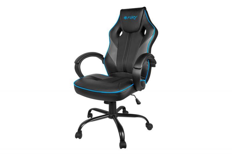 Fury Avenger M, gaming stolica, crna/plava