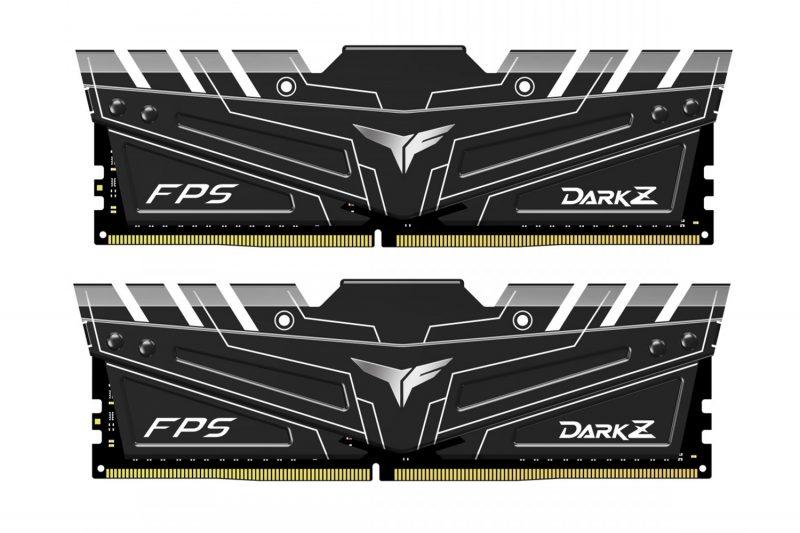 Teamgroup Dark Z FPS 16GB Kit (2x8GB) DDR4 memorija