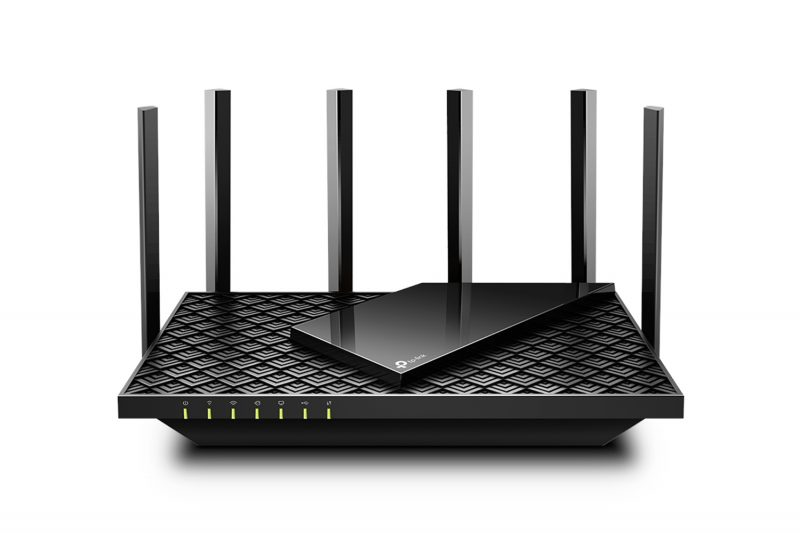 TP-Link Archer AX73, AX5400 Dual-Band Gigabit Wi-Fi 6 Router