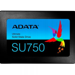 ADATA SU750 SSD, 1TB, SATA III, 2.5″