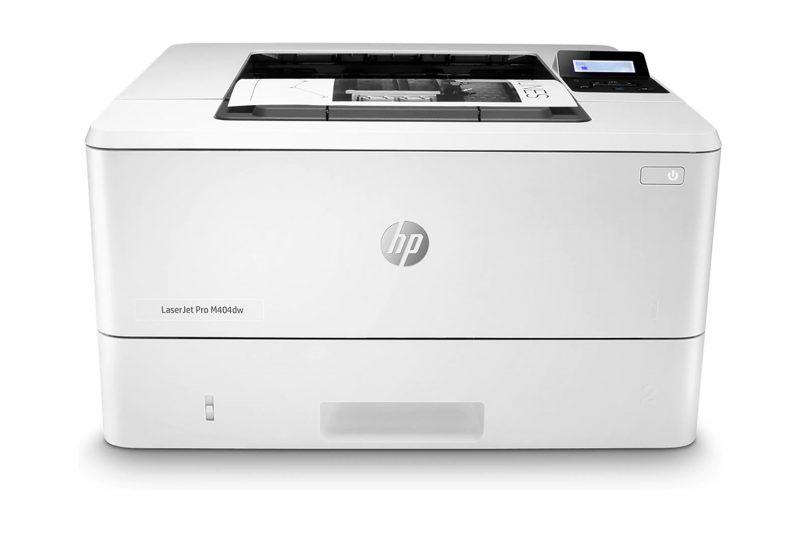 HP LaserJet Pro M404dw, laserski printer