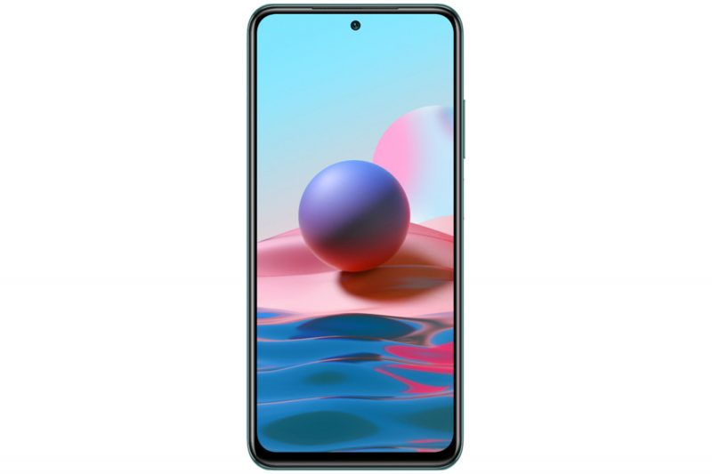 Xiaomi Redmi Note 10 4/64GB mobitel, Lake Green