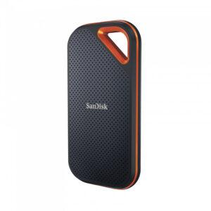 SanDisk Extreme PRO Portable SSD, 2TB, USB 3.2