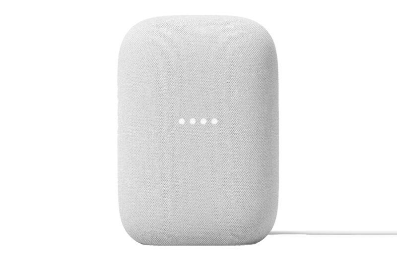 Google Nest Audio pametni zvučnik, svijetlo sivi