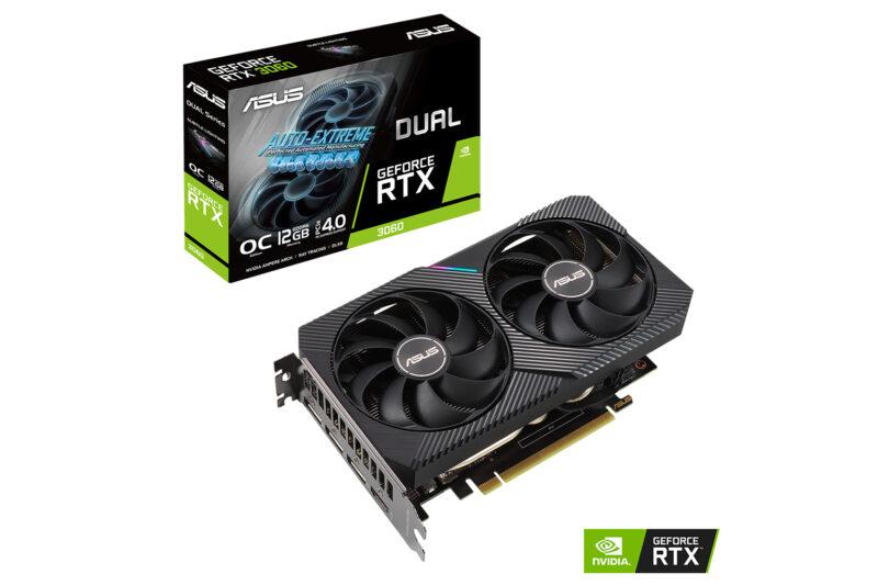 ASUS STRIX RTX 3060 DUAL OC V2, grafička kartica