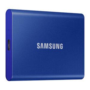 Samsung Portable SSD T7, 1TB, USB 3.2, Plavi