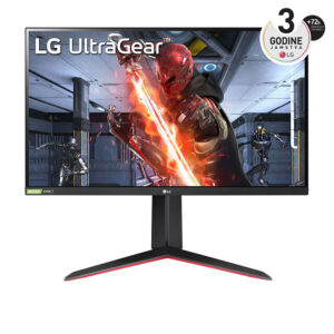 LG 27GN650-B monitor